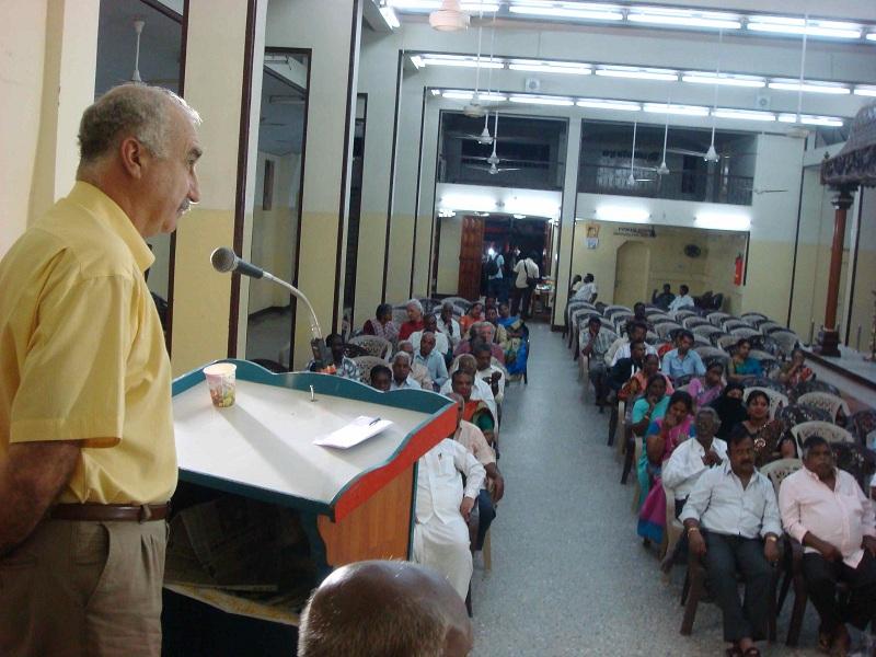 A Pondichéry en 2010