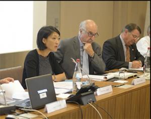 Intervention de Mme Fleur PELLERIN, Ministre déléguée chargée des PME-PMI, de l'Innovation et de l'É-1