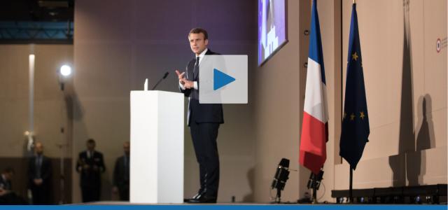 Allocution d'Emmanuel Macron devant l'Assemblée des Français de l'Etranger le 2 Octobre 2017
