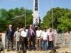 A Pondichéry, en 2010