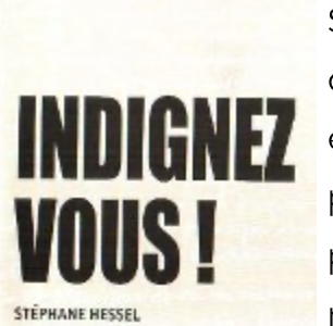 «Indignezvous !» – Stéphane Hessel