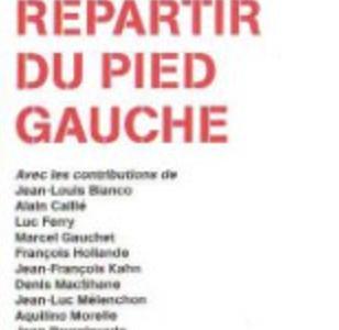 «Pour repartir du pied gauche» – Jacques Julliard