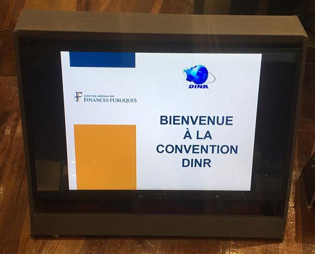 Table ronde «Nos partenaires» lors de la Convention Annuelle de la DINR