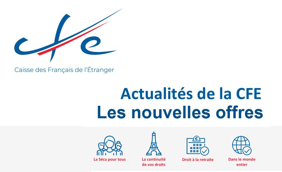 Réforme de la CFE: Présentation des nouvelles offres…