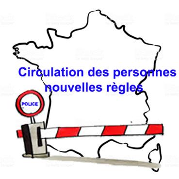 Circulation des personnes: l'état du droit au jour le jour (Sénateur R.Del Picchia)