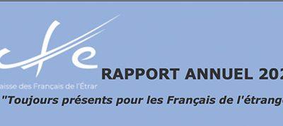 CFE, Rapport d'activité 2020